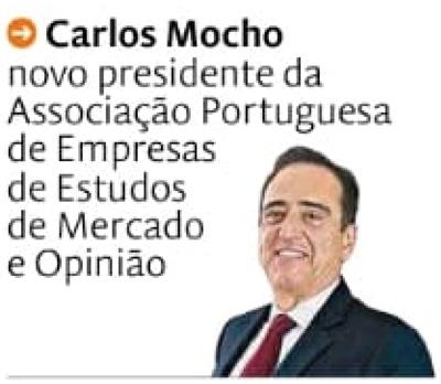 Entrevista do Presidente da Direção, Carlos Mocho no Jornal Expresso