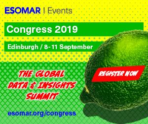 ESOMAR Congress 2019