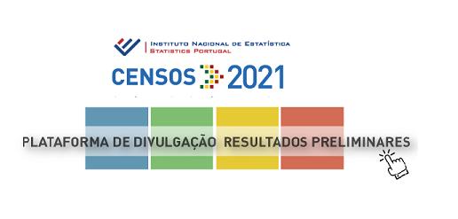 Consulte os resultados preliminares do Censos 2021